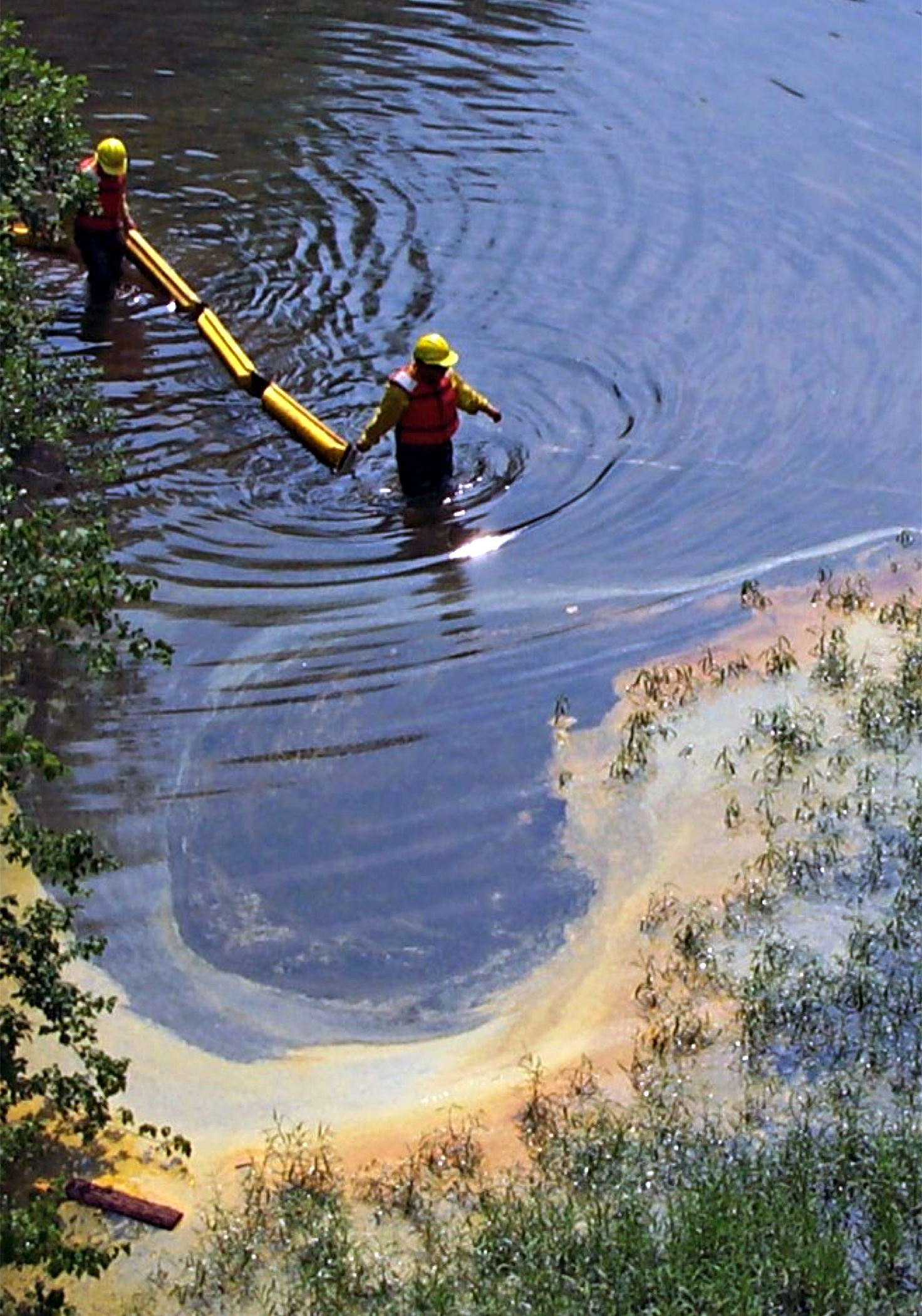 Image result for colonial pipeline oil spill